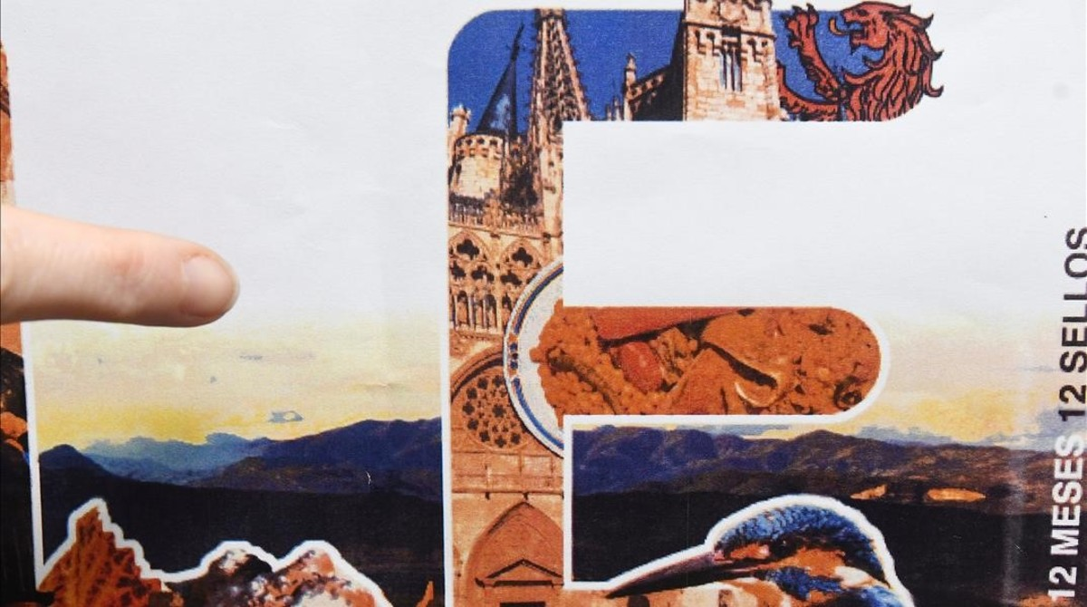 Correos ilustra por error un sello dedicado a le n con la - Oficinas de correos en leon ...