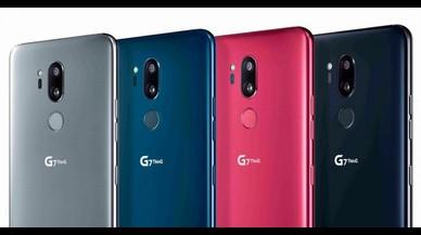 Así es el G7 ThinQ, el innovador móvil con inteligencia artificial de LG