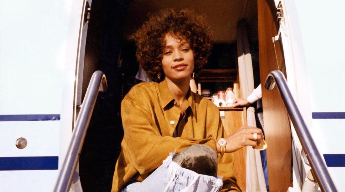 cosas que no sabías sobre Whitney Houston