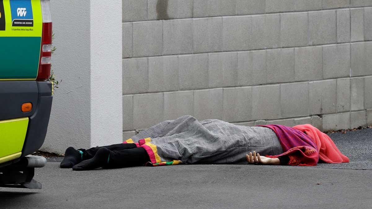Atentado En Nueva Zelanda Hd: Atentado Terrorista En Nueva Zelanda