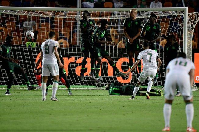 No lo creían, pero se dio: ¡Argelia, campeón de la Copa África!