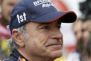 El madrileño Carlos Sainz, de nuevo, estrella de un rally africano