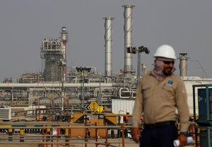 Instalaciones de Aramco en Arabia Saudí.