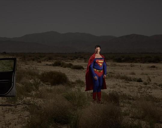 Este Superman es español: Javier Francisco.