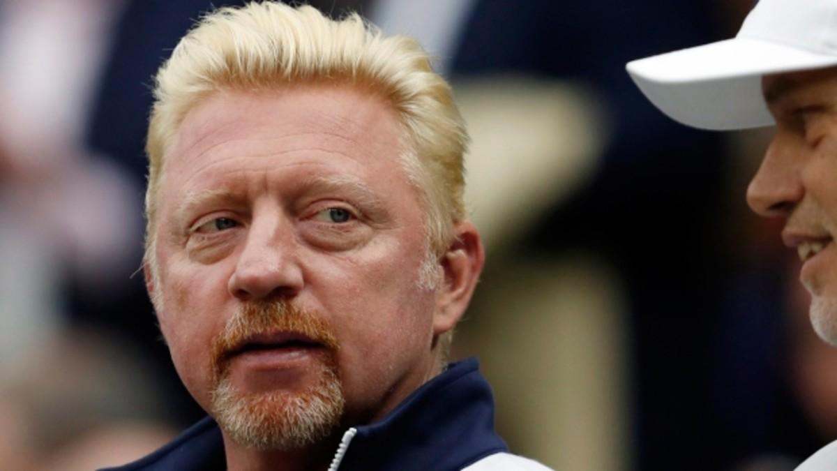 Boris Becker, en una imagen del2016.