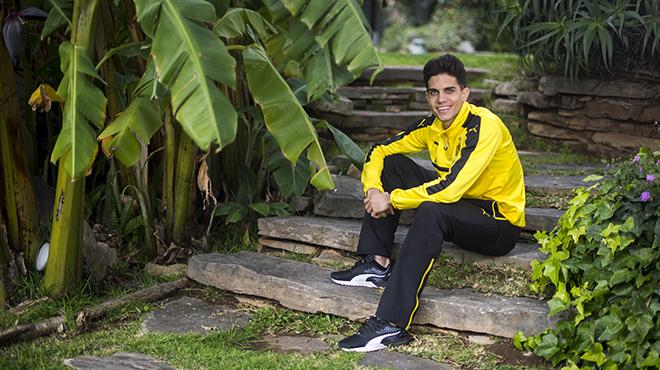 El ex jugador azulgrana, Marc Bartra,ahoraen las filas del Borussia Dortmund, nos cuenta sus retos en la Bundesliga.