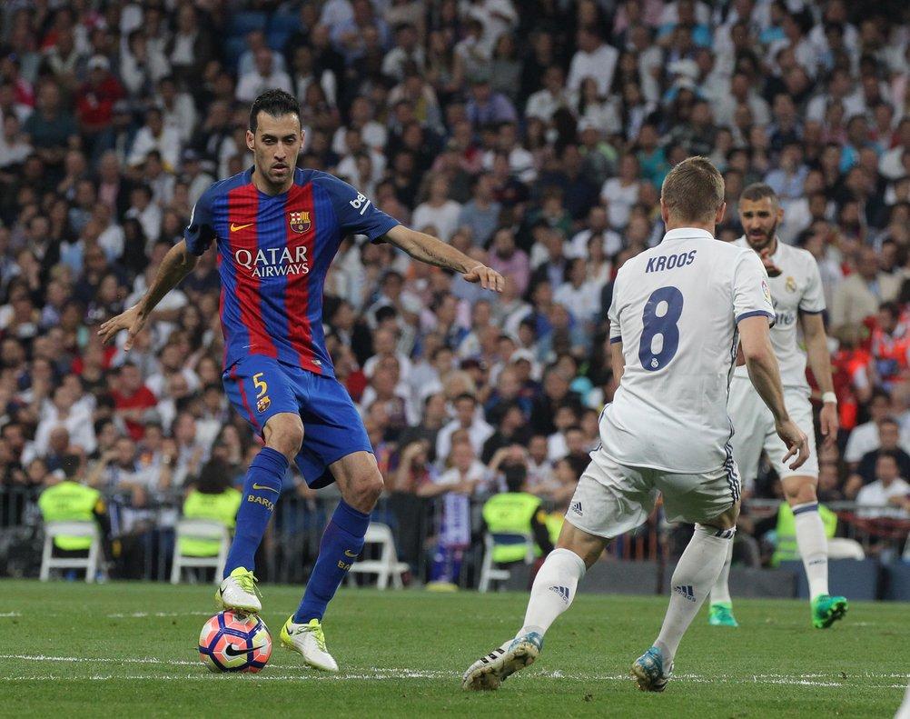 El Reial Madrid - Barça, el 2 de març, a les 20.45 hores