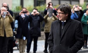 ¿Qué pasa si Puigdemont no acude a declarar?