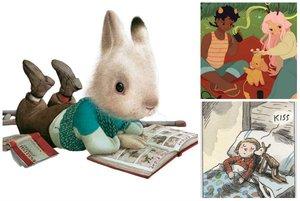Libros infantiles y juveniles recomendados para Navidad