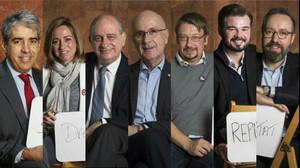 ¿Qué se juegan los partidos catalanes el 20-D?