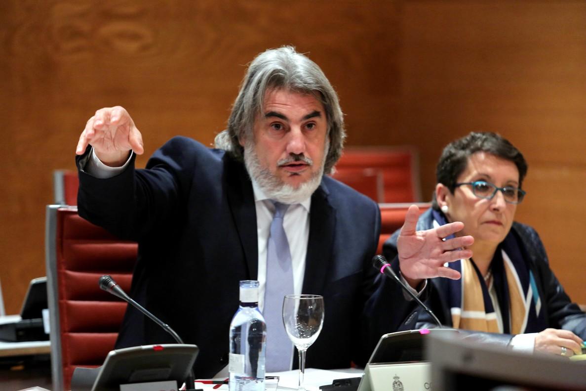 La comisión de investigación de la financiación de lospartidos políticos.