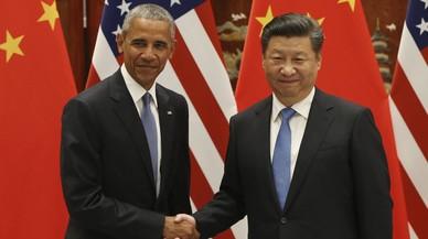 China y EEUU ratifican el acuerdo contra el cambio climático en el aperitivo de un ambicioso G20
