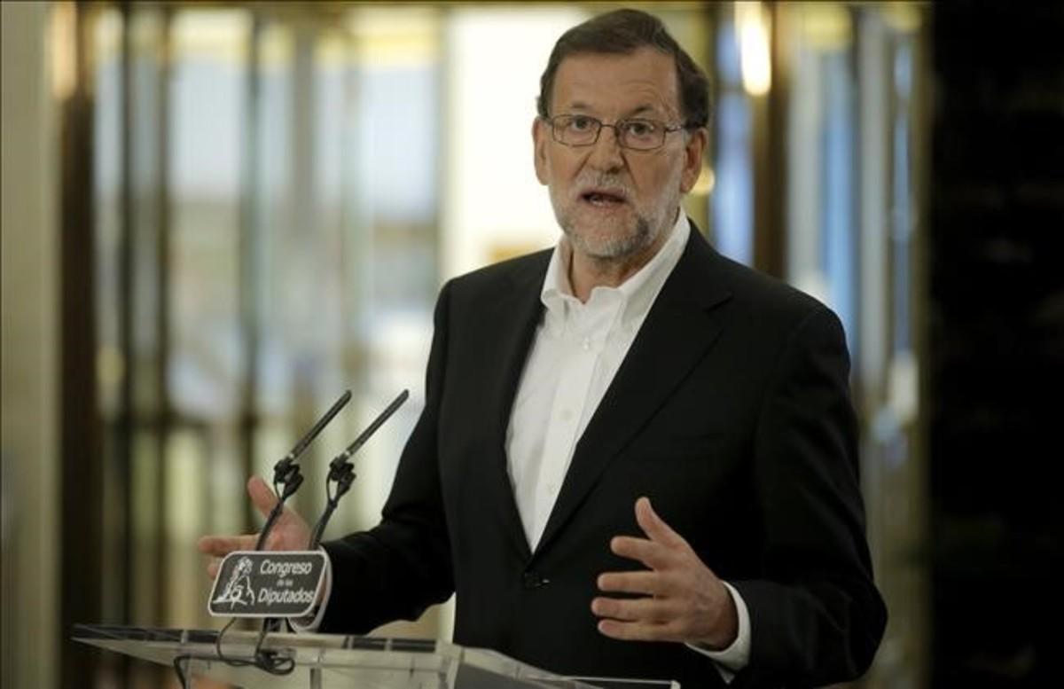 """Rajoy: """"No m'atreveixo a dir si per als Jocs de Tòquio 2020 hi haurà govern"""""""