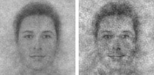 Esta es la cara de Dios según un estudio de la Universidad de Carolina del Norte.
