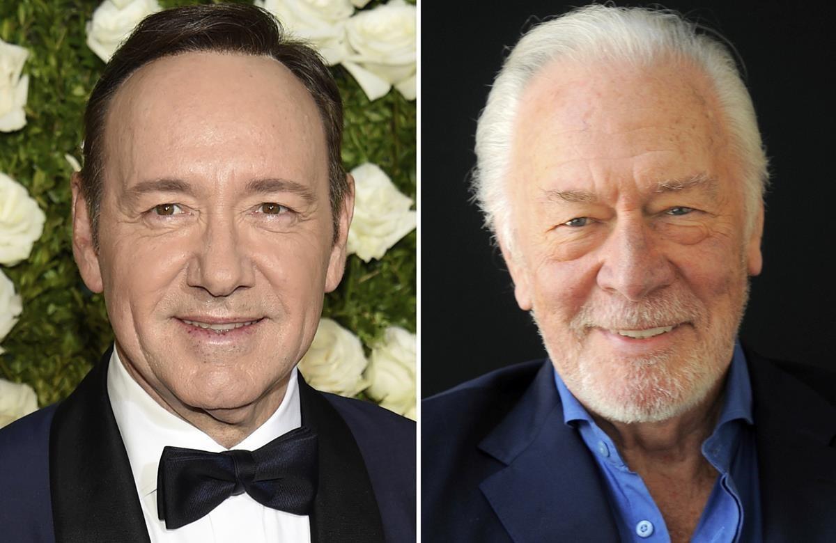 El director volverá a rodar las escenas de Spacey en Todo el dinero del mundo con Christopher Plummer.