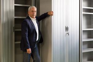 Enrique González, gerente de la empresa Gapsa.