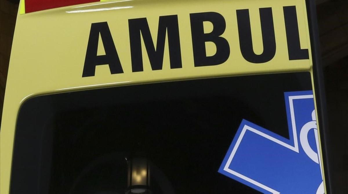 Un equipo del Servei d'Emergències Mèdiques (SEM).