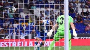 Facundo Ferreyra firma el 1-1 contra el Zorya.