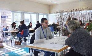 Viladecans ha celebrado la 2ª edición del Networking Day, con la participación de 16 empresas.