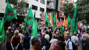 El Govern confia a assolir un acord amb els funcionaris per evitar la vaga