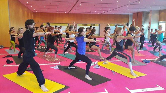 Global Yoga Congress: 9 templos del yoga en Barcelona