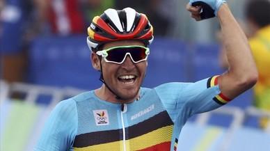Purito, quinto en la victoria de Van Avermaet