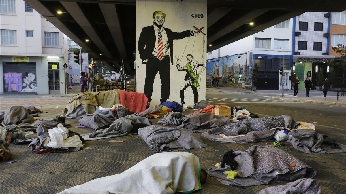 Vuelve el hambre en Brasil