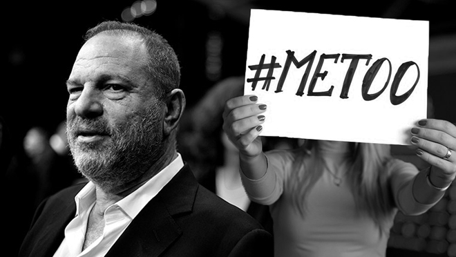 Hollywood se levanta por el caso Harvey-Weinstein.