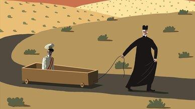 El santo sepulcro del dictador