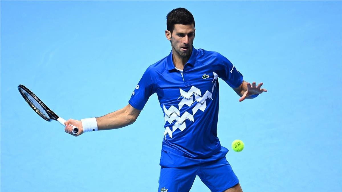 Djokovic s'apunta a unes semifinals de luxe en el Masters
