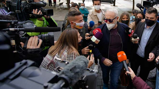 El jutge prohibeix a Ángela Dobrowolski acostar-se a Mainat i als seus fills