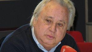 Muere José Sámano, productor y ex pareja sentimental de Mercedes Milá