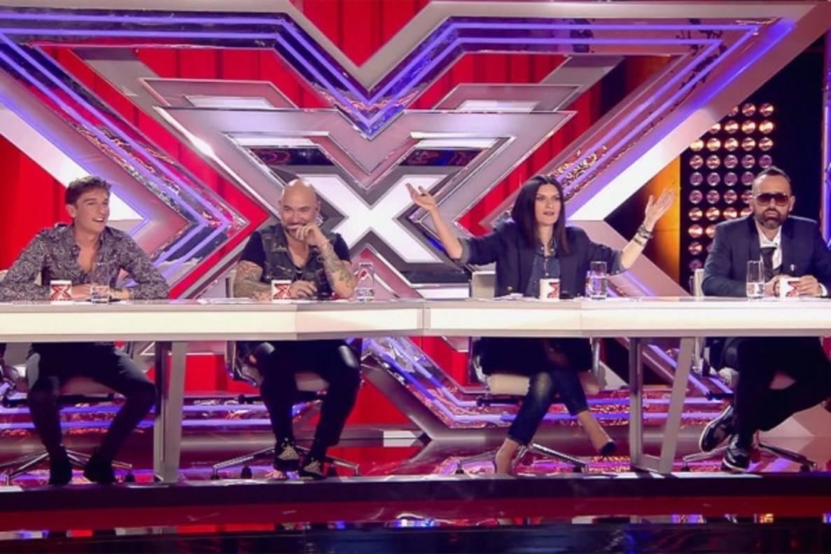 AUDIENCIAS VIERNES | 'Factor X' lidera cómodo en su estreno en Telecinco