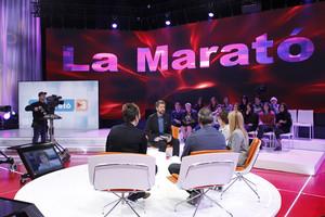 'La Marató' recapta més de 9 milions d'euros