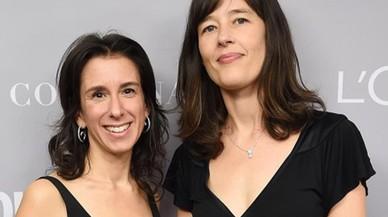 Les periodistes Jodi Kantor i Megan Twohey