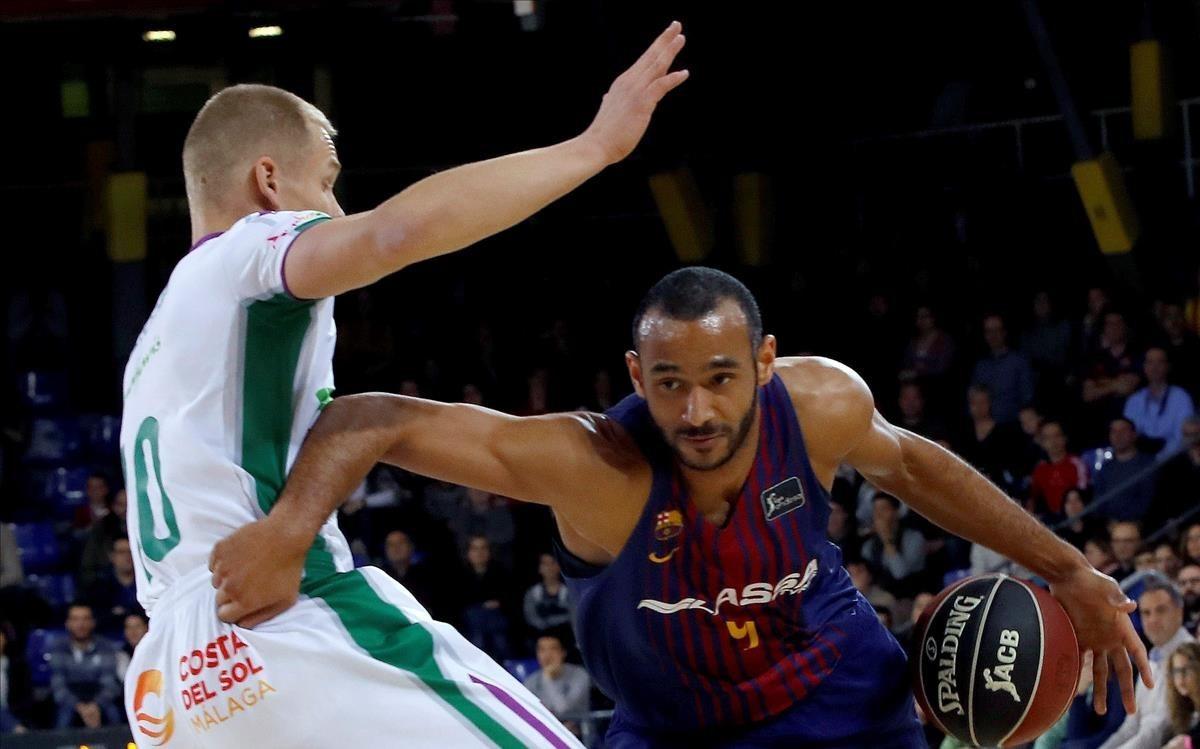 L'Unicaja torna a airejar la inconsistència del Barça