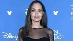 Angelina Jolie, el pasado 24 de agosto.