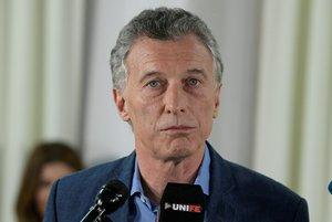 Macri aceptó su derrota y espera que se haga una transición sin problemas.
