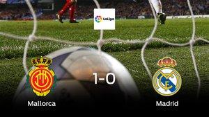 El Mallorca vence 1-0 al Real Madrid y se lleva los tres puntos