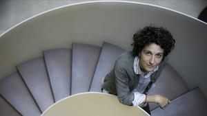 Marina Garcés, filósofa y escritora.