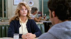 Meg Ryan, se convirtió en un icono de belleza natural a finales de los 80, cuando estrenó Cuando Harry encontró a Sally.