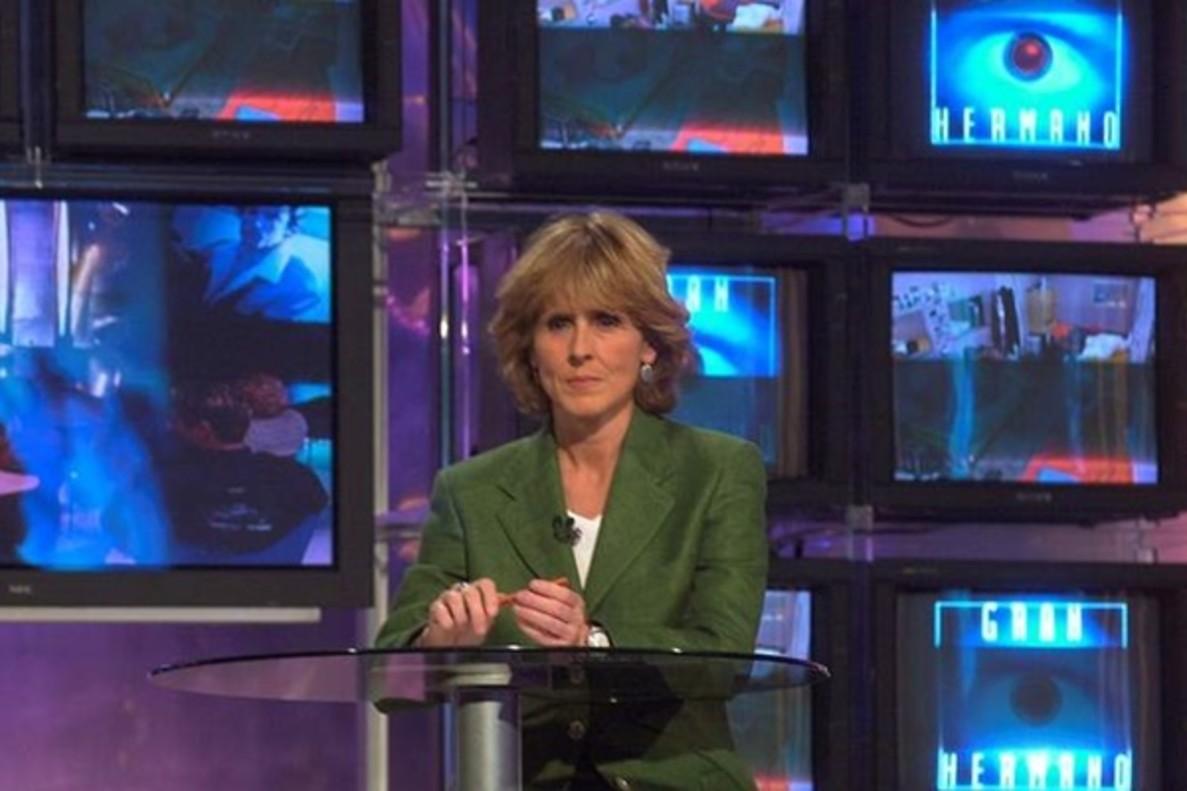 La periodista Mercedes Milá ha decidido regresar a Telecinco para presentar la cuarta edición de Gran Hermano, programa que ya moderó en sus dos primeras temporadas.EFE/Telecinco