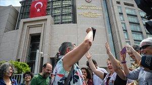 Absolt de terrorisme el representant de Reporters sense Fronteres a Turquia
