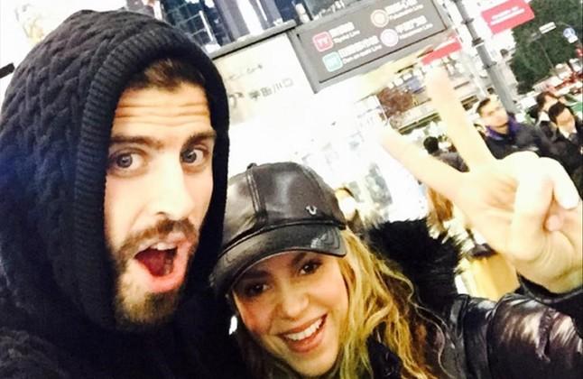 Shakira i Piqué es diverteixen a Tòquio