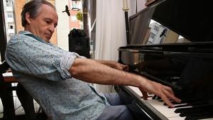 El músico barcelonés Alfonso Vilallonga