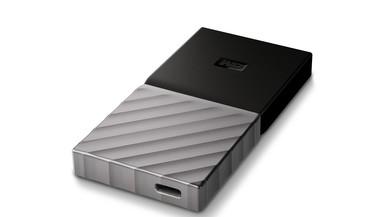 Nuevo disco de almacenamiento portátil de alta capacidad WD