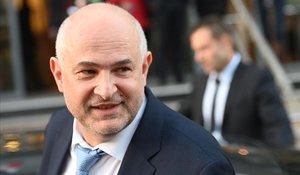 El nuevo secretario de Estado de Pensiones esLaurent Pietraszewski.