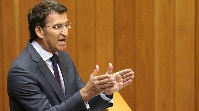Las declaraciones de este jueves de Núñez Feijóo.