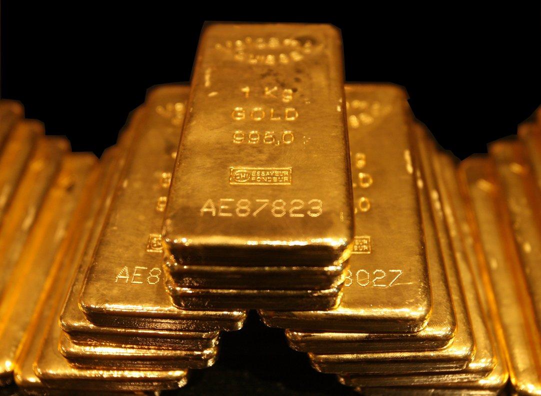 Imagen de archivo. Lingotes de oro custodiados en un establecimiento en Dubai.