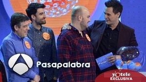 Antena 3 cierra el equipo de 'Pasapalabra' con el fichaje del director de su etapa en Telecinco